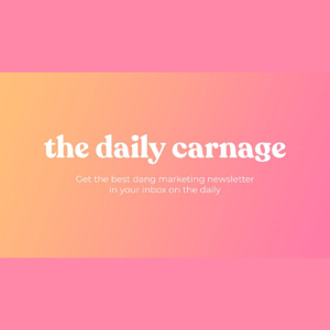 The Daily Carnage