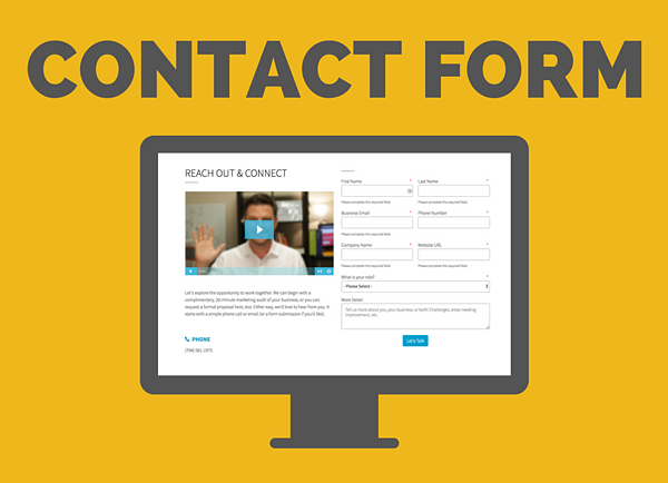 Dos and Don'ts of Contact Form
