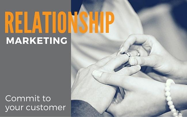Relationship marketing - blog header