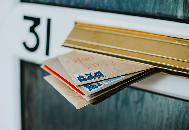 outbound marketing - direct mail