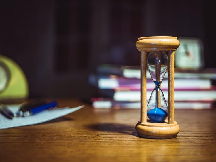 master video marketing - keep videos short - timer