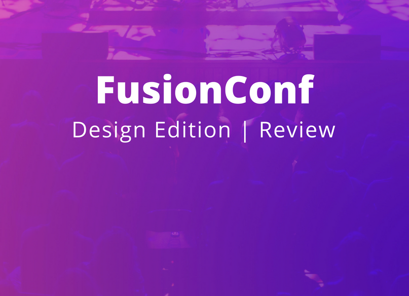 I Went to FusionConf in Charlotte NC - Here's Why You Should, Too